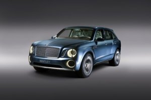 The Bentley EXP 9 F concept.Credit: bentleymotors.com.