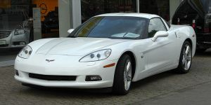 2011 Chevrolet Corvette C6.Credit: Wikipedia.