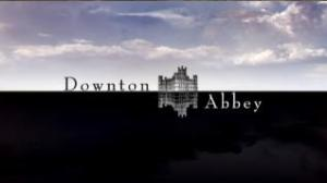 Title screen from British TV show Downton Abbey.Credit: Wikipedia.